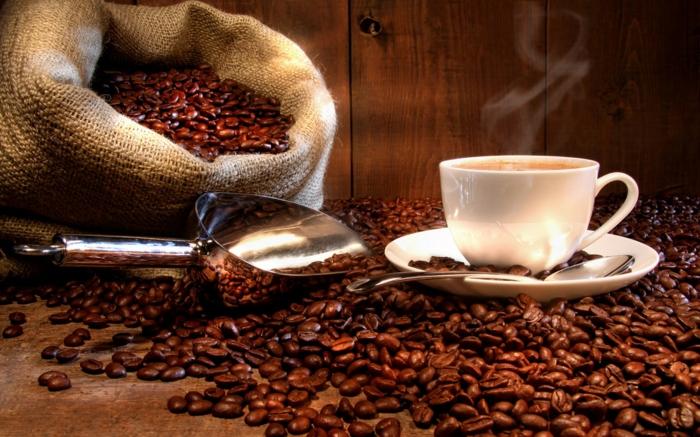 Kaffeebohnen  die klassischen Wachmacher mit Charakter