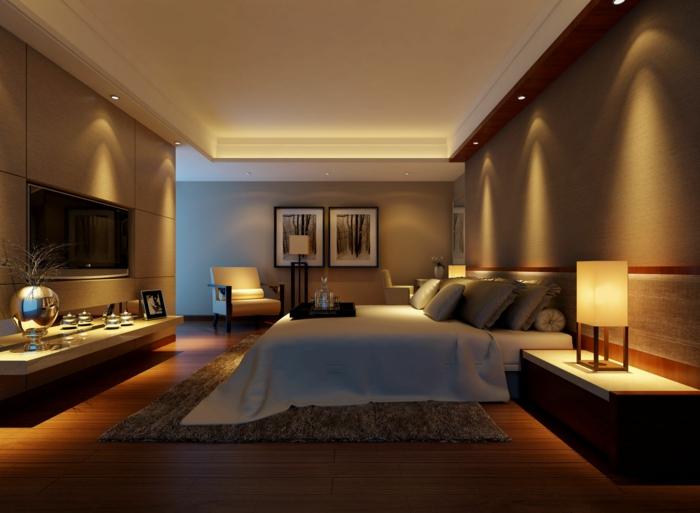 Schlafzimmergestaltung  42 Beispiele fr eine passende