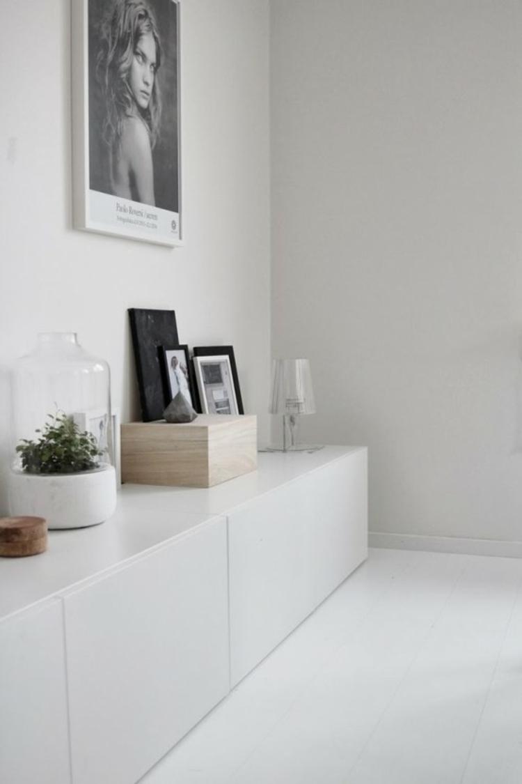 sideboard wohnzimmer weiß ikea | liatorp sideboard weiß