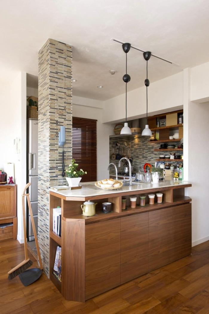 Moderne Küchen Für Kleine Räume   Badmöbel Vom Schreiner ...