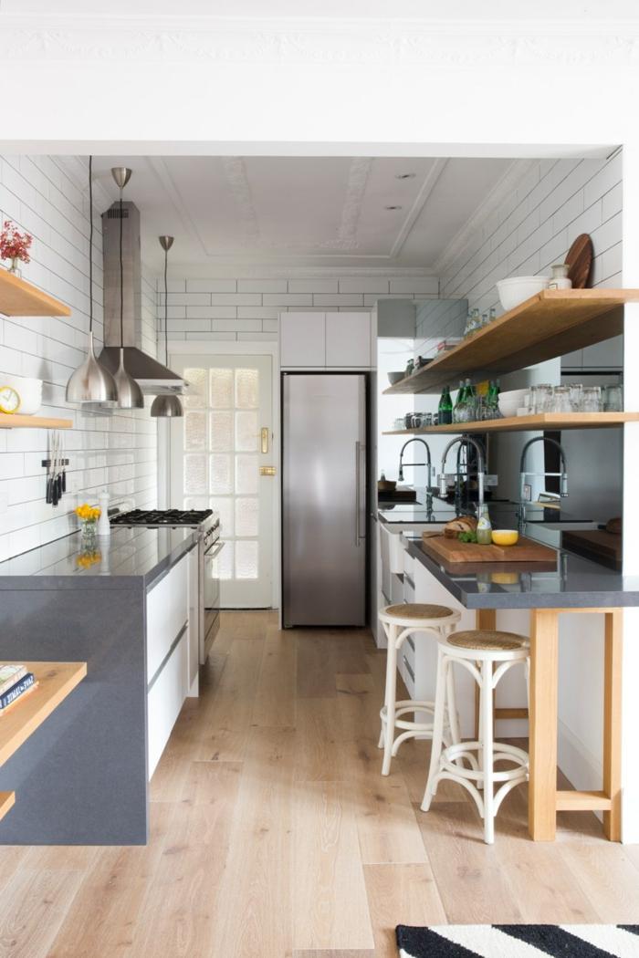 Wandfliesen Küche Landhausstil