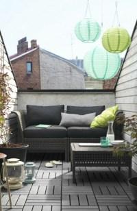 Ikea Gartenmbel fr eine kleine Terrassen-Oase!