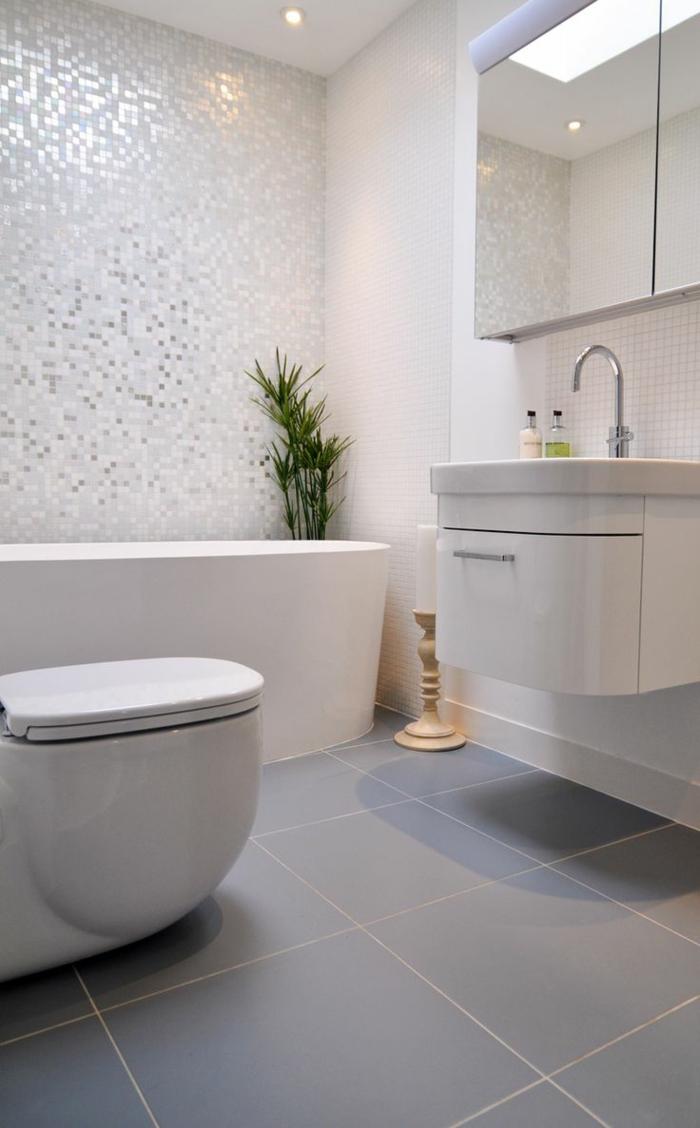 Graue Fliesen Fürs Badezimmer 61 Bilder, ...