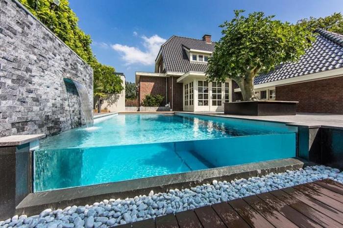 Gartenpool Gartengestaltung Ideen Schwimmbecken Garten