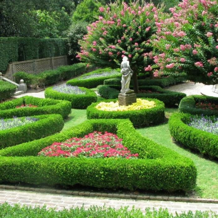 Vorgarten gestalten  28 Ideen fr die Gartengestaltung im