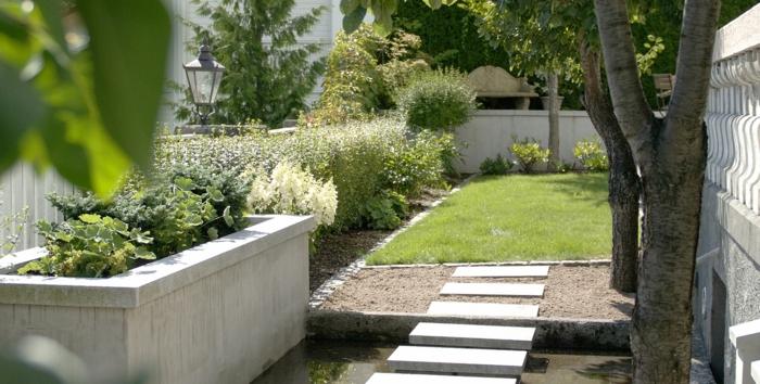 Vorgarten gestalten  erfolgreiche und leichte Tipps kurz
