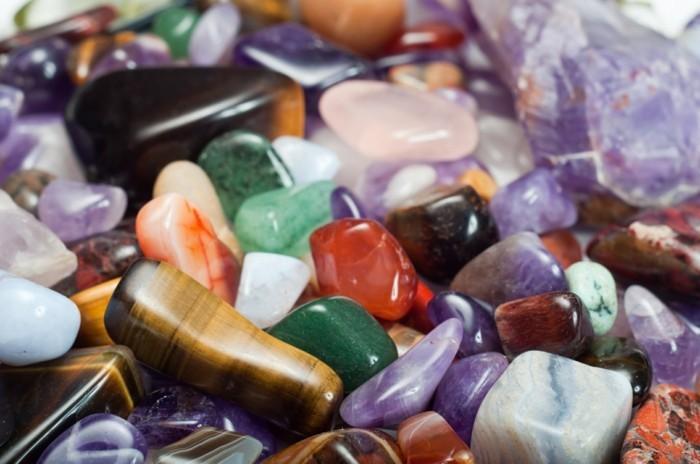Edelsteine Und Ihre Prachtvolle Schnheit Und Charakteristika