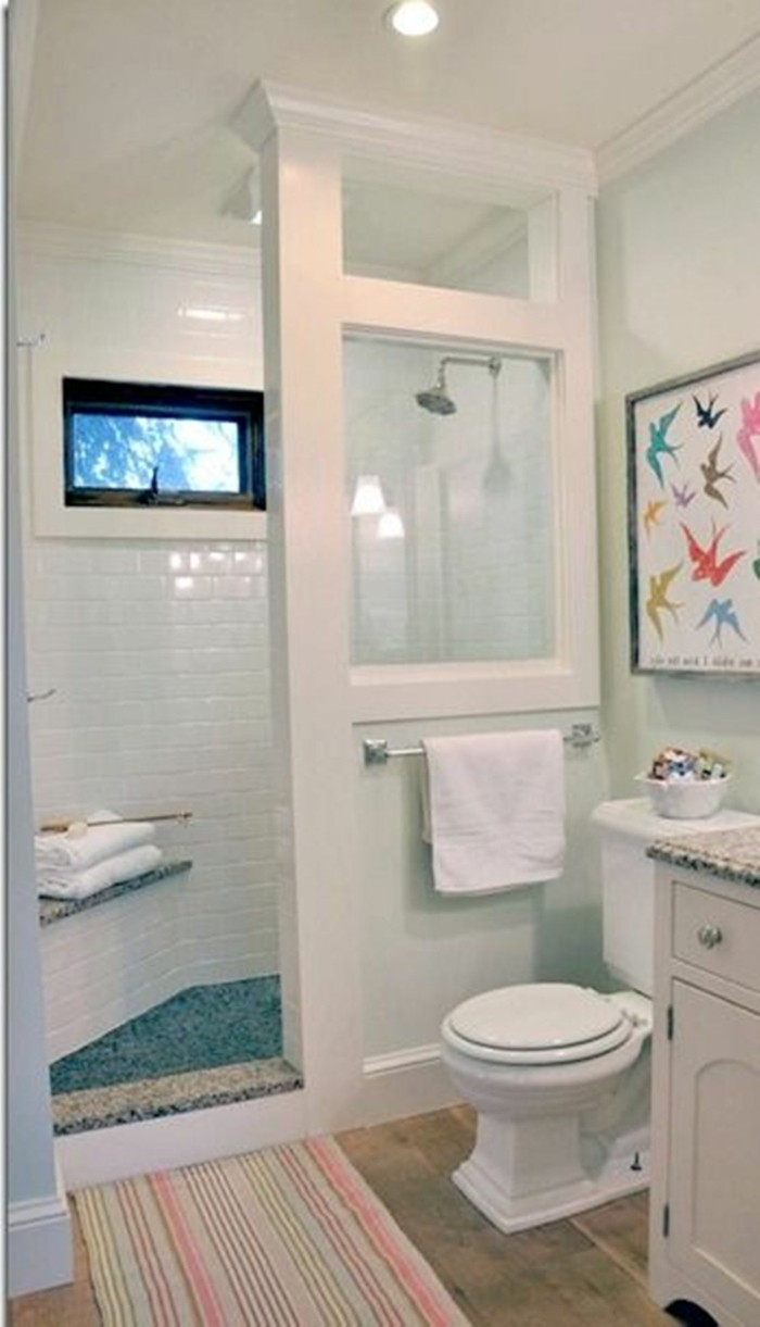 Kleines Bad Begehbare Dusche Kleine Badezimmer Mit Begehbarer Dusche