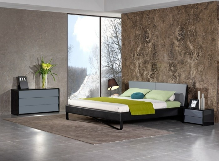 Schlafzimmer gestalten und ein luxurises Flair verleihen