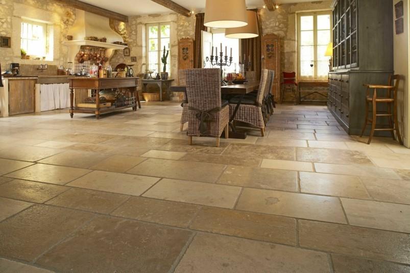 Welcher Bodenbelag fr das Wohnzimmer Moderne Varianten im Vergleich