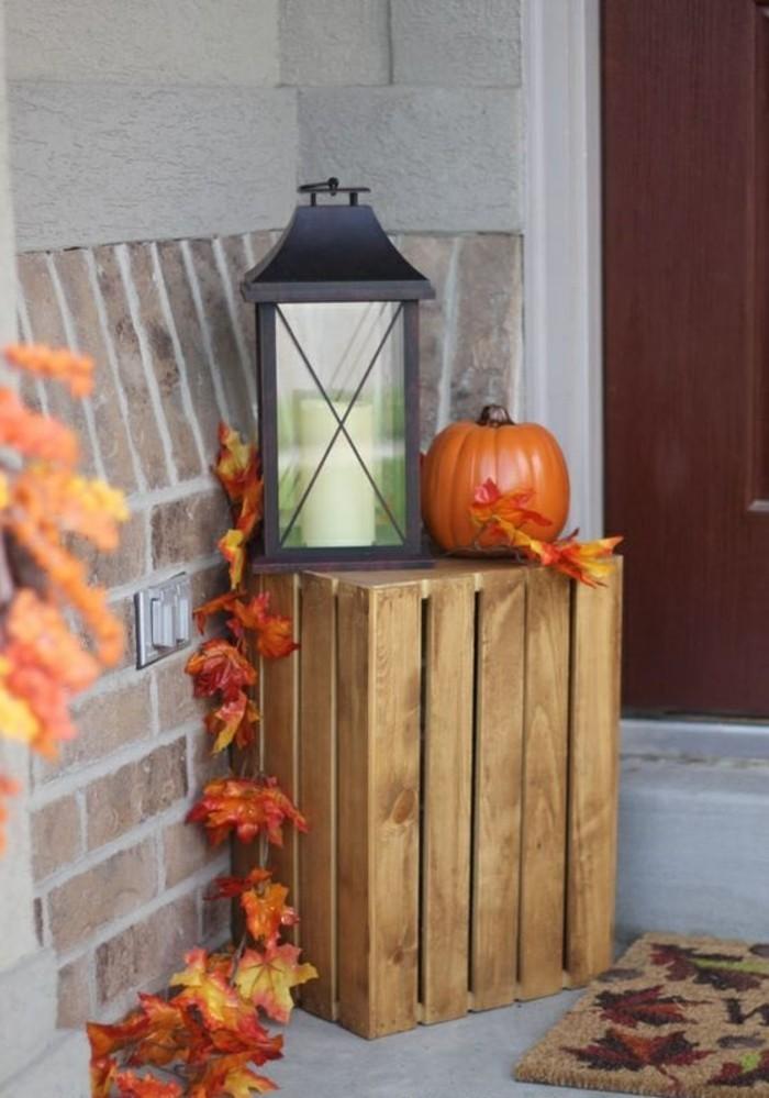 Dekoration Herbst  Herbstliche Stimmung fr sich und die