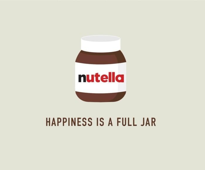 NussNougatCreme oder weltweit noch als Nutella bekannt