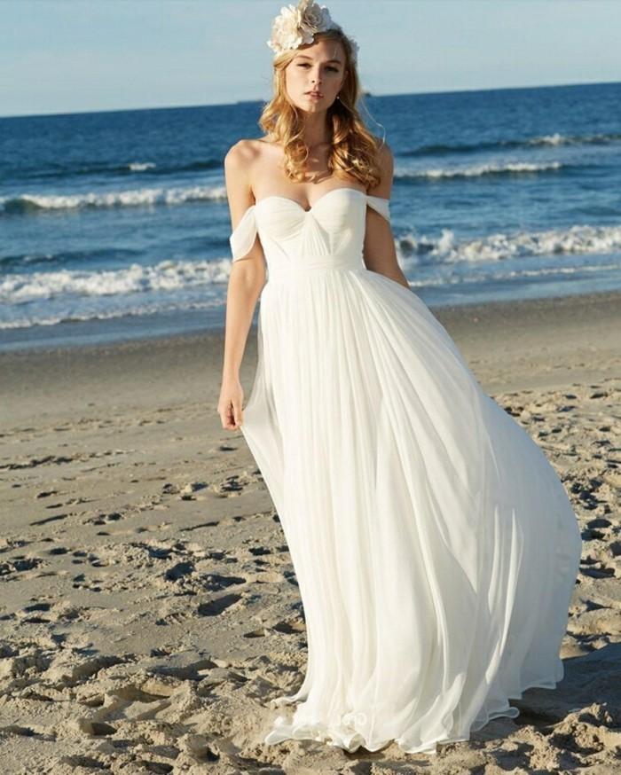 Moderne Brautkleider Fr Ihre Strandhochzeit Nach Den