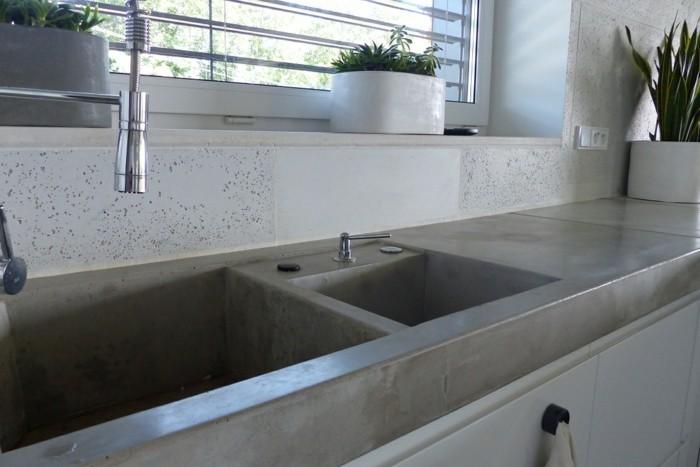 Küchenarbeitsplatte Beton Selber Machen – Home Sweet Home