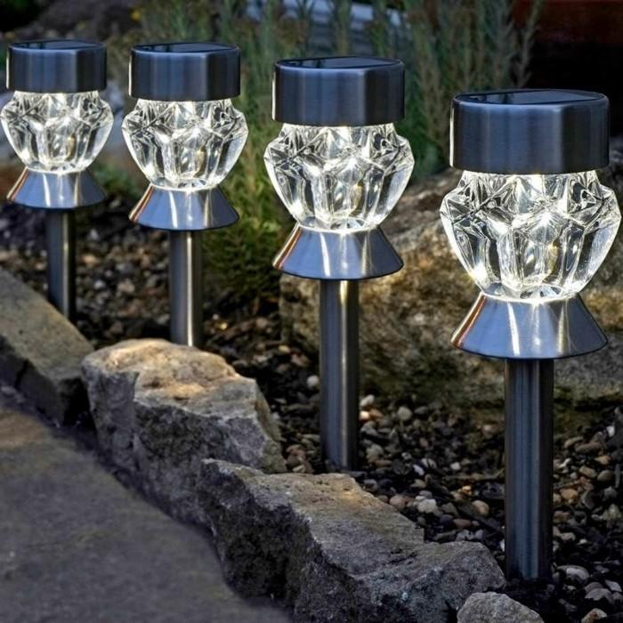 Die Vorteile der Solarlampen fr Garten und Balkon