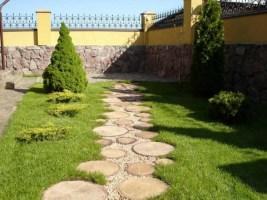 Die Gartenwege verantwortlich anlegen und gestalten