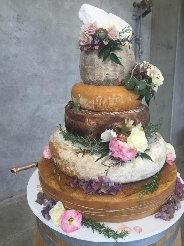 Ausgefallene Hochzeitstorten Alles Andere nur nicht s