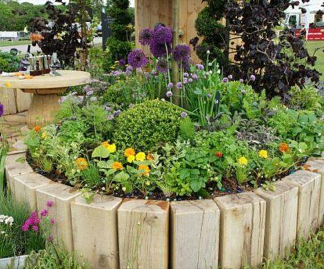 Hochbeet Anlegen und den Garten formaler gestalten  so