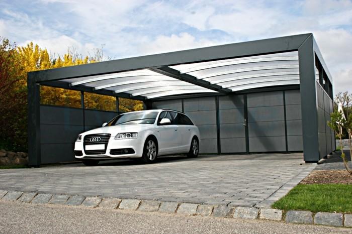 Die Modernen Carportideen Des Jahres  Carport Bausatz