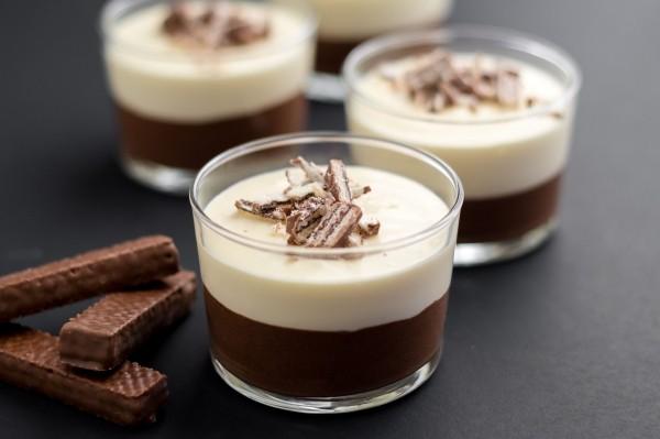 Dessert in Glas So einfach so feierlich Sehen Sie