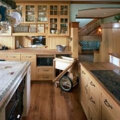 Kitchen Cabinets Countertops Ideas Facet Holzküchen: Wärme Und Gemütlichkeit Für Die Ganze Familie!