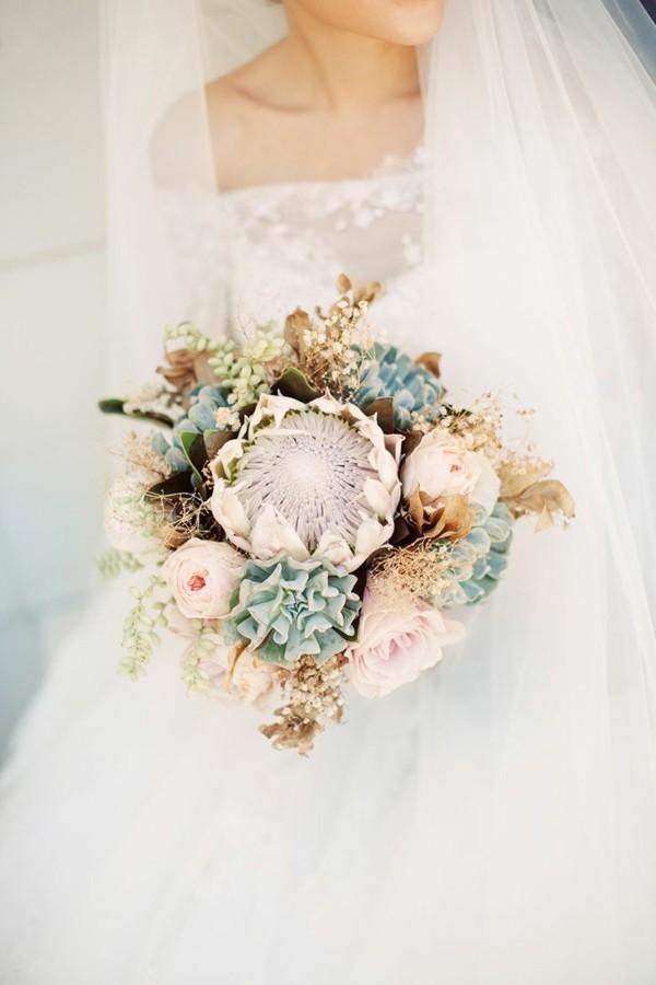 5 Grnde warum der Vintage Brautstrau eine gute Idee ist