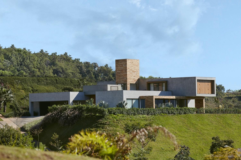Moderne Huser Inspiration aus Nova Lima Brasilien