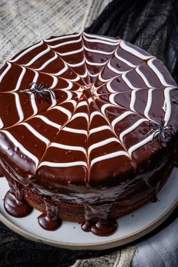 Fabelhafte Ideen und Tipps wie Sie Torten dekorieren Thema Schokolade  Wohnideen und Dekoration