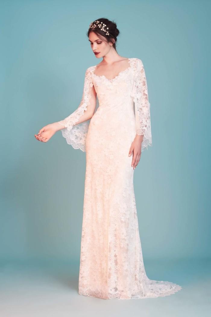 Moderne Brautkleider fr FrhlingSommer Saison 2018