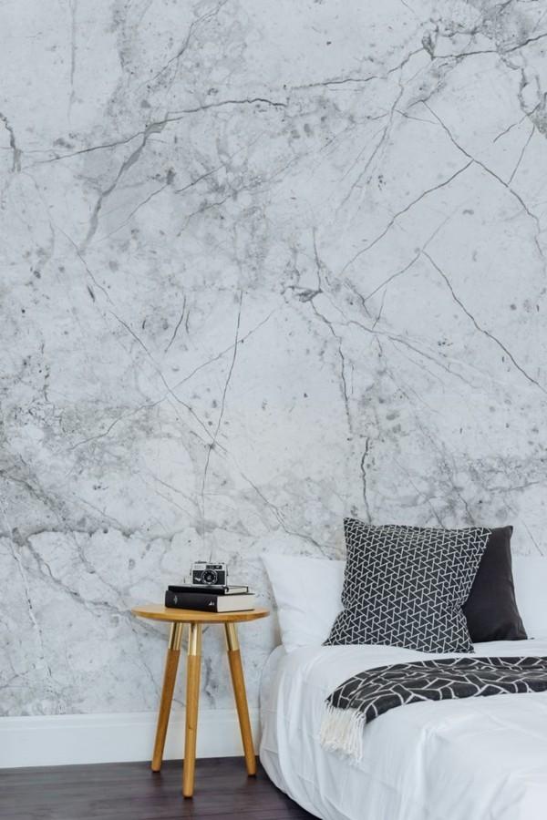 Waldtapete Schlafzimmer | Ausgefallene Tapeten Vertreiben ...