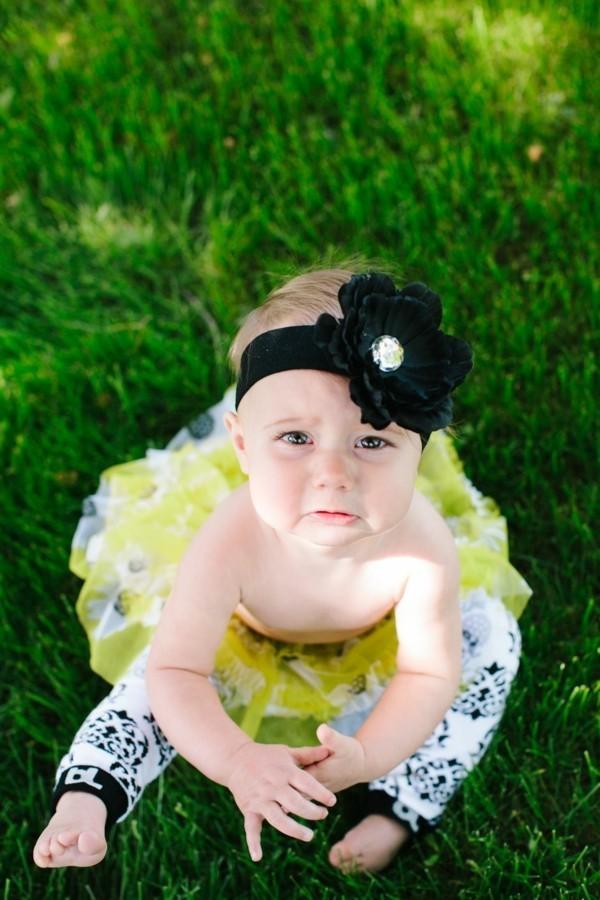 Baby FotoshootingIdeen fr zu Hause