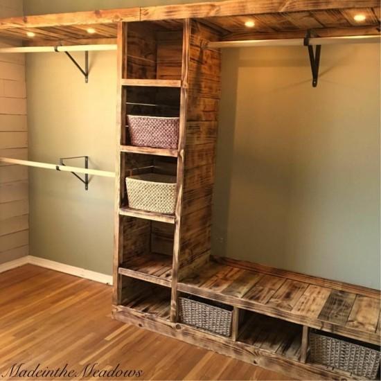 Gut bekannt Begehbarer Kleiderschrank Selber Bauen Pinterest | Begehbarer XP37