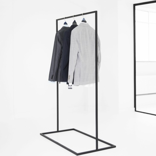 Skandinavische Kleiderstange  Ideen fr 2018