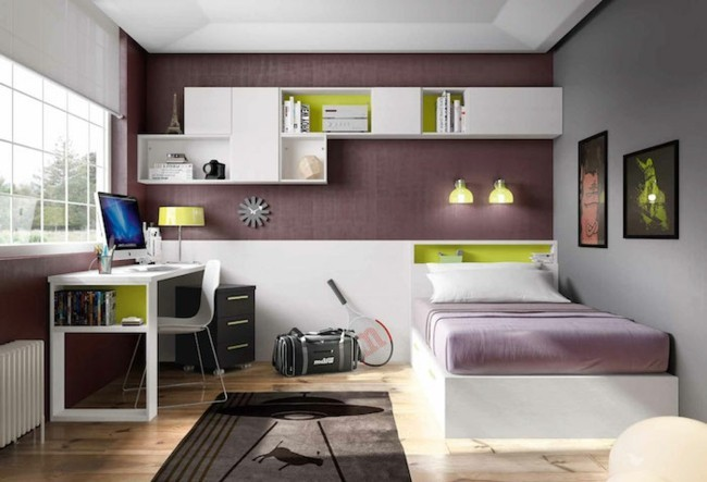 So sieht das perfekte Teenager Zimmer aus