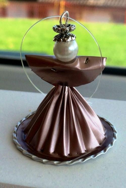 85 Ideen zum Basteln mit Kaffeekapseln  kinderleicht und naturschonend  Wohnideen und Dekoration