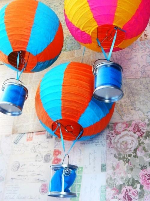 Heiluftballon basteln und die Lfte vom eigenen Zuhause erforschen  2 Anleitungen  Wohnideen