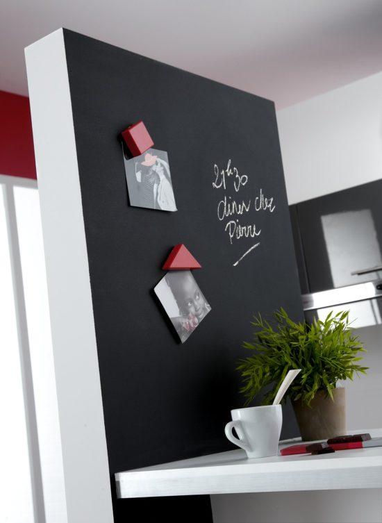Darum ist die Magnetische Wand ein Trend  Ideen und Tipps