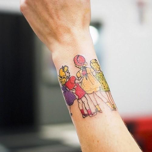 80 Handgelenk Tattoo Ideen und ihre Bedeutung  Wohnideen