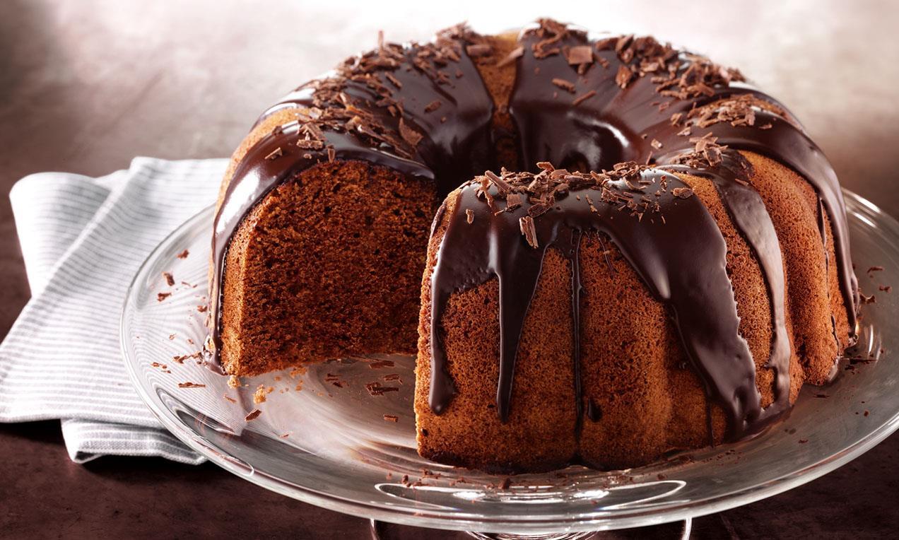 Einfacher Schokoladenkuchen 3 verschiedene Rezepte