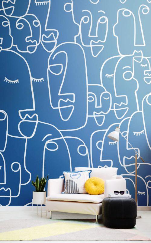 50 Ideen fr Wandbilder XXL  Die Tapeten der Zukunft