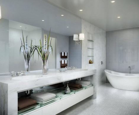 Aktuelle Badeinrichtung und moderne Badmbel 2019