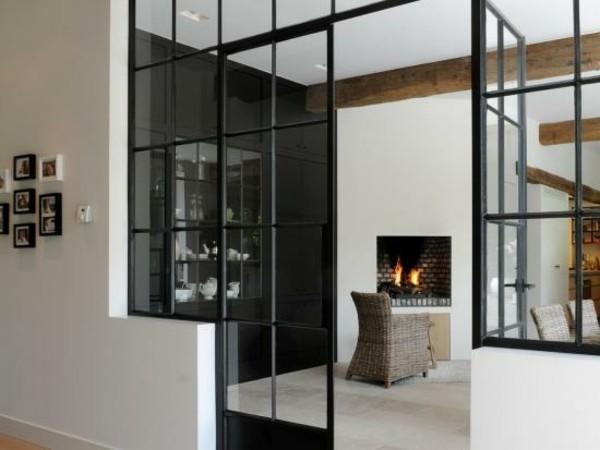 Darum ist die Trennwand im industriellen Look perfekt fr Ihre Wohnung