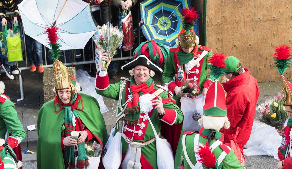 Klner Karneval 2019  alles was Sie ber die wildeste