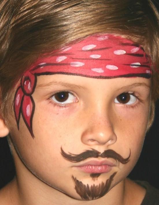 Schminktipps Karneval 40 Ideen fr Kinderschminken