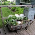 Ausgefallene Gartendeko Selber Machen 60 Upcycling Gartenideen