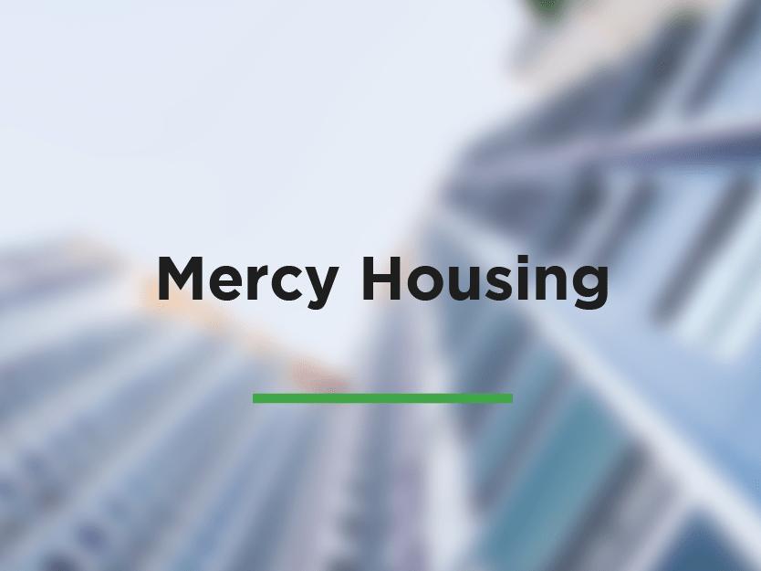 mercy housing case study tile