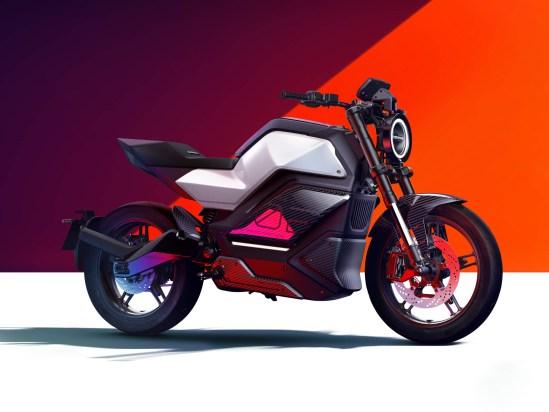 NIU RQi – GT Electric motorcycle