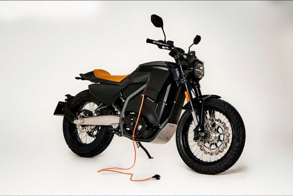 Pursang E-Track Electric Motorcycle