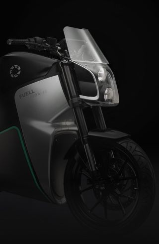 Fuell Flow 1-S electric motorcycle