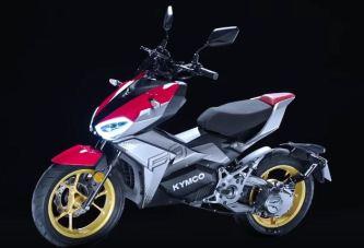 KYMCO F9 electric